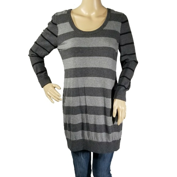 ef827e3bea4 Banana Republic Sweaters - BOGO Banana Republic Striped Sweater Tunic S2-20